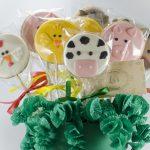 Tema aniversario (7) Biscoitos Decorados | biscoitos decorados -  Tema aniversario 7 150x150