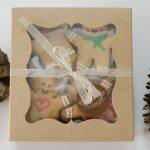 Boneco Gingerbrad - Box Biscoitos Decorados – Kit Natal | biscoitos decorados -  ginger 150x150
