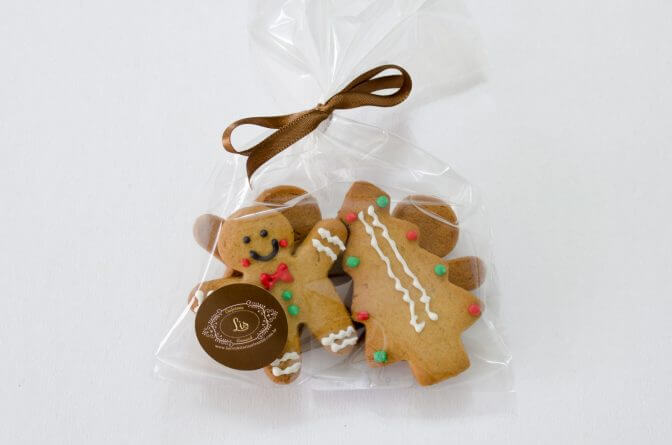 Gingerbrad Man Boneco Gingerbread – 2 Unid | gingerbread -  ginger4 672x445